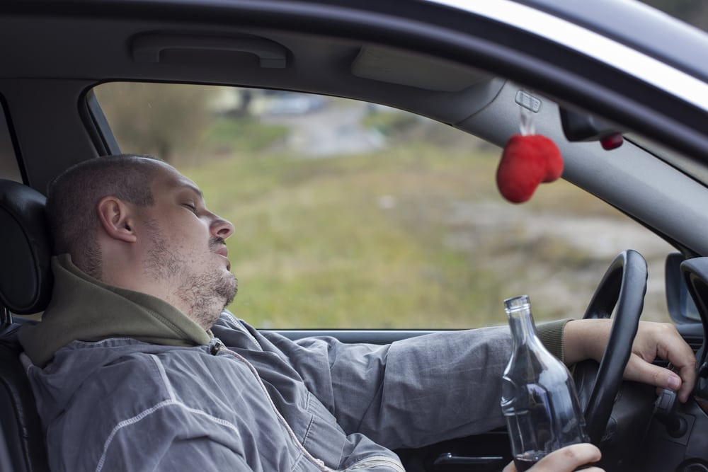 if someone fell asleep at the wheel, you may have an injury claim