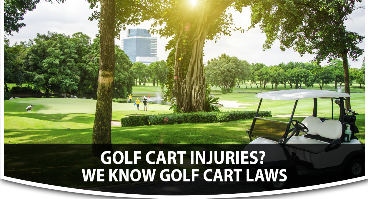 Golf Cart Injury Lawyer Frank D. Butler